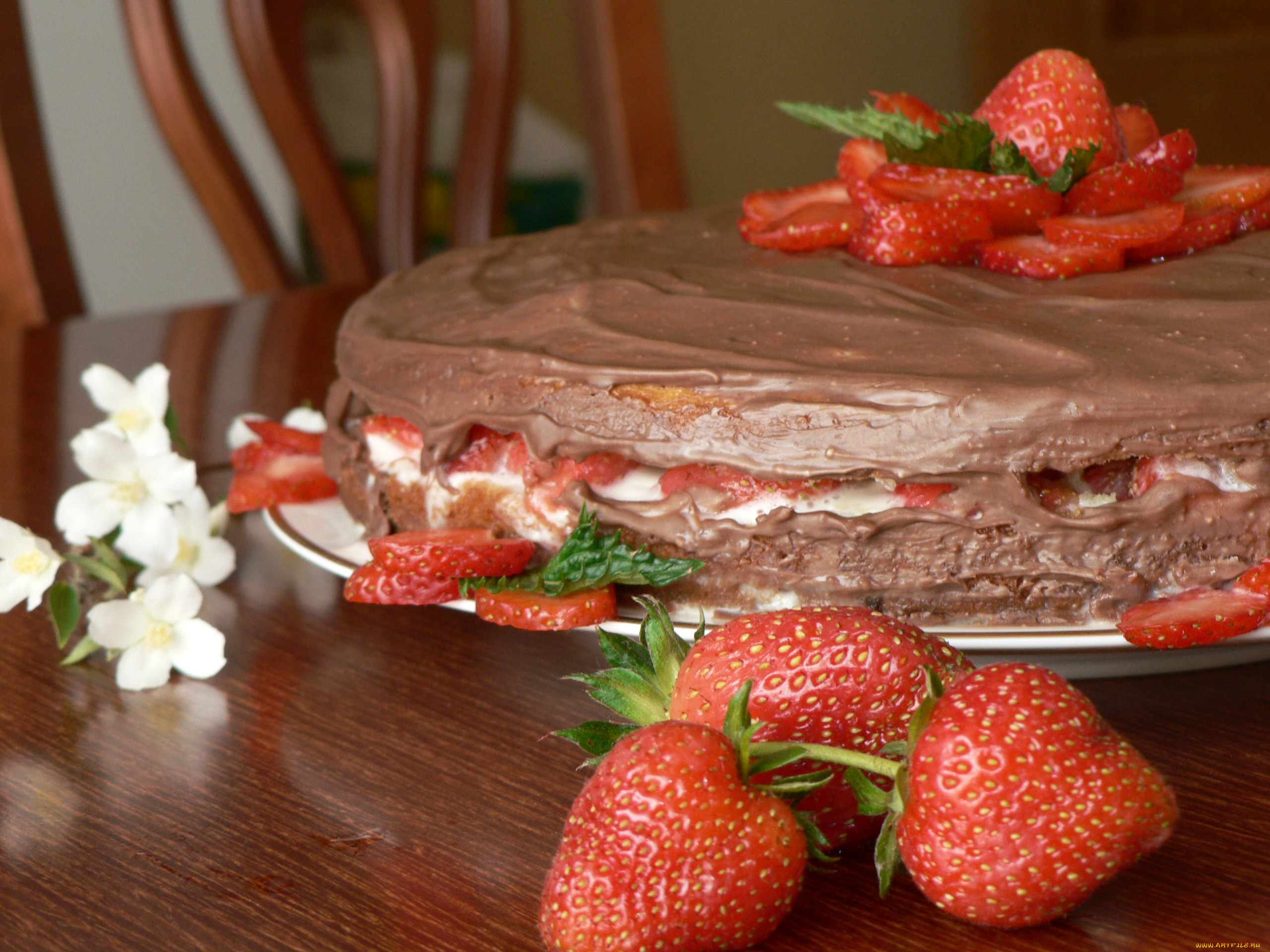 Оксана пирог ягодка еда пирожные